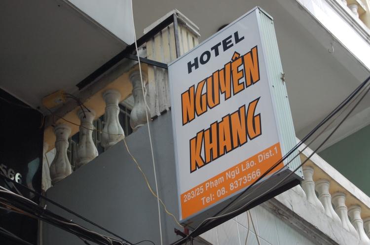 Nguyen Khang Hostel