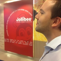 Jollibee Singapore, A Review!
