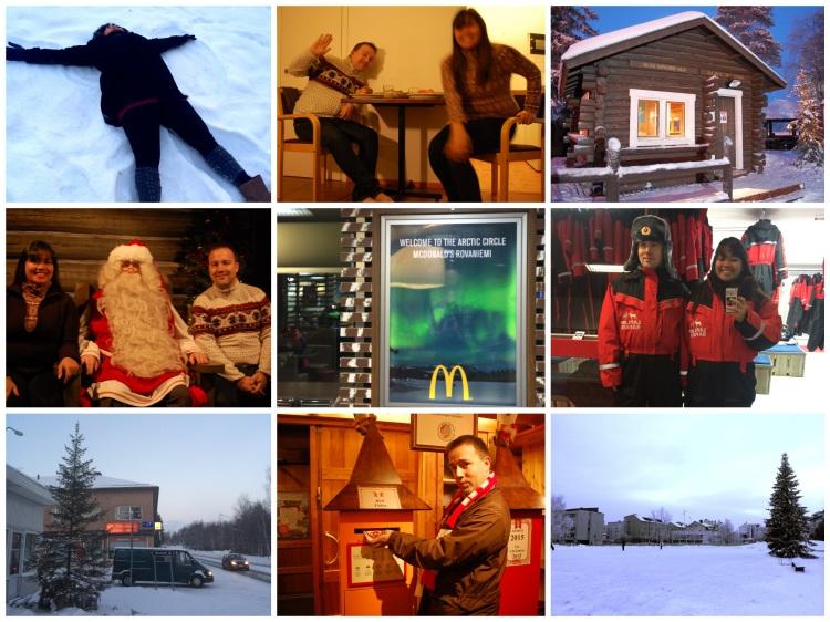 Rovaniemi Collage 01